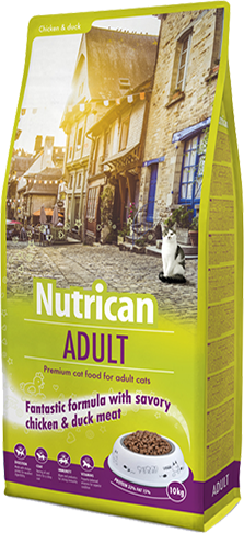 NutriCan Cat Adult