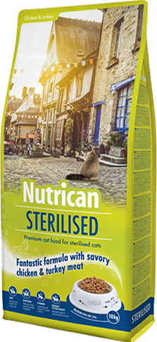 NutriCan Cat Sterilised