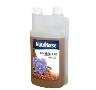 NutriHorse Lněný olej