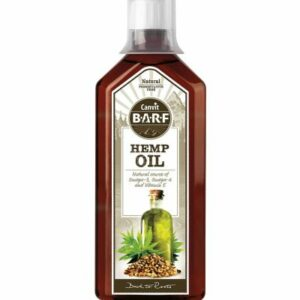 Canvit BARF Hemp Oil