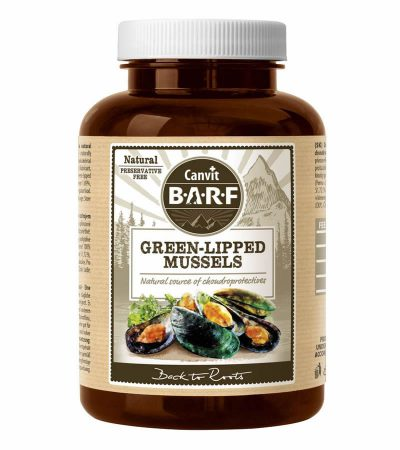 Canvit BARF Gren Lipped Mussels