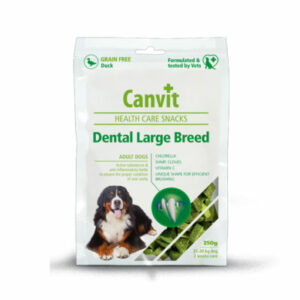 Canvit Dental Large Breed Snack
