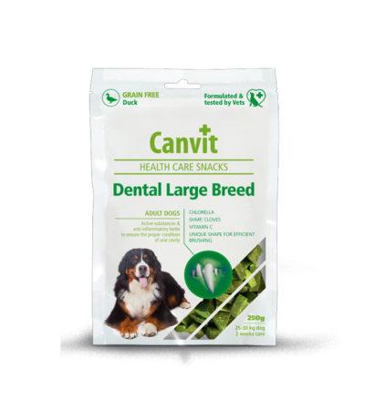 Canvit Dental Large Breed Snack