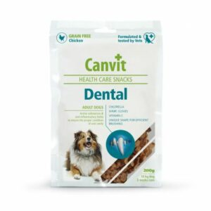 Canvit Snack Dental pro psy