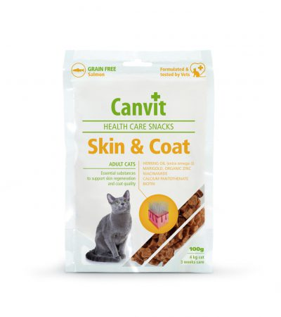 Canvit Snack Skin and Coat