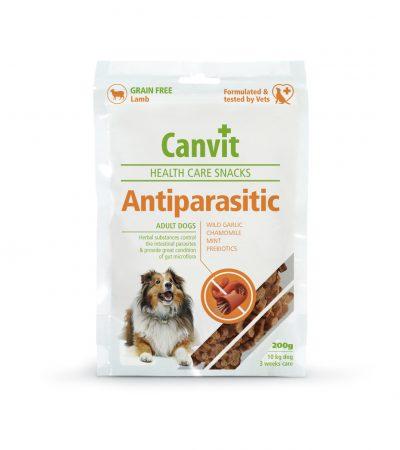 Canvit Snack Antiparasitic pro psy