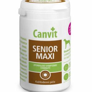 Canvit Senior MAXI pro psy