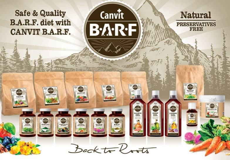 Canvit BARF sortiment